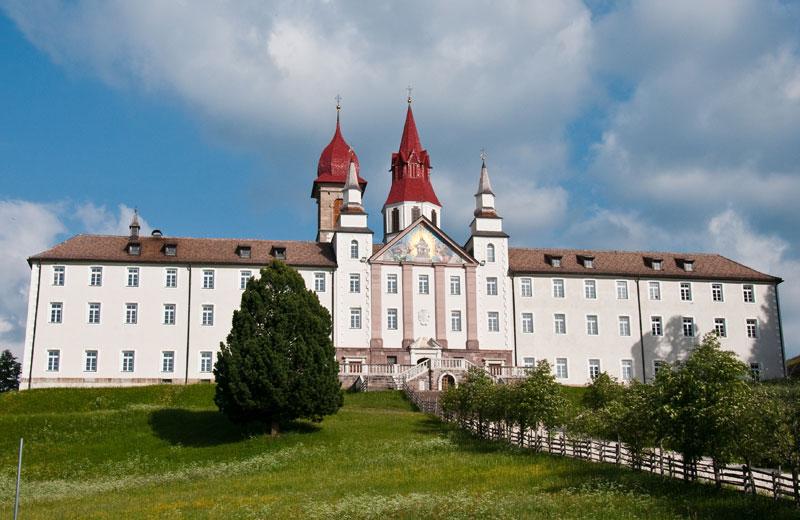 Santuario Madonna di Pietralba/ Weißenstein