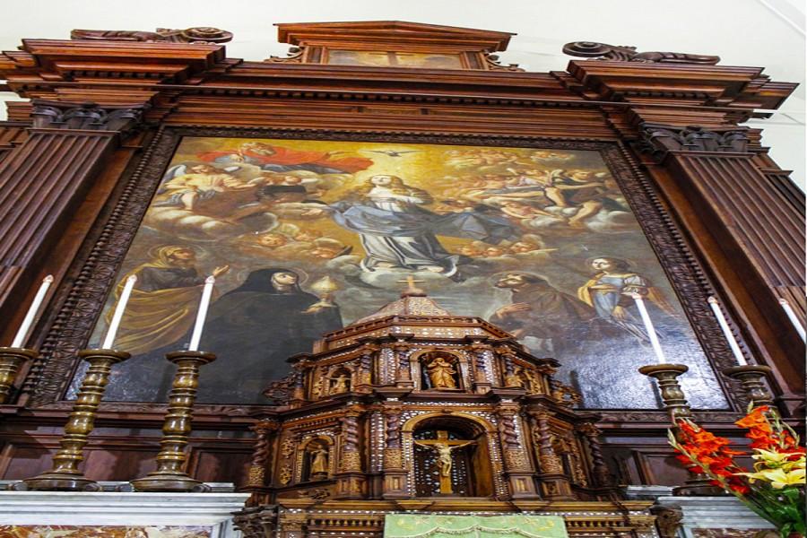 santuario calvaruso messina line - photo#15
