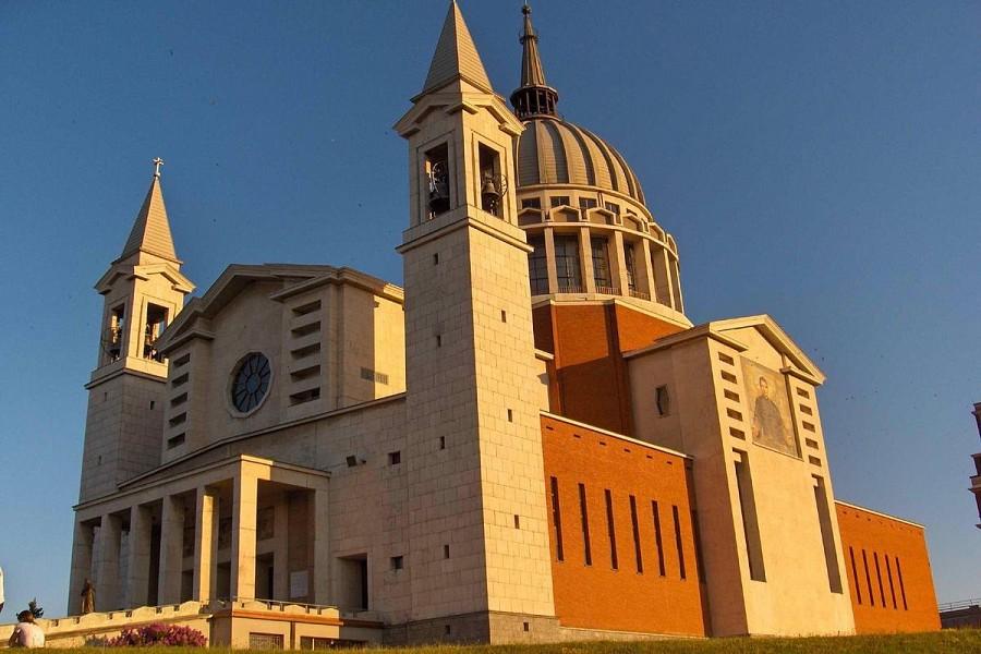 Tempio Di San Giovanni Bosco