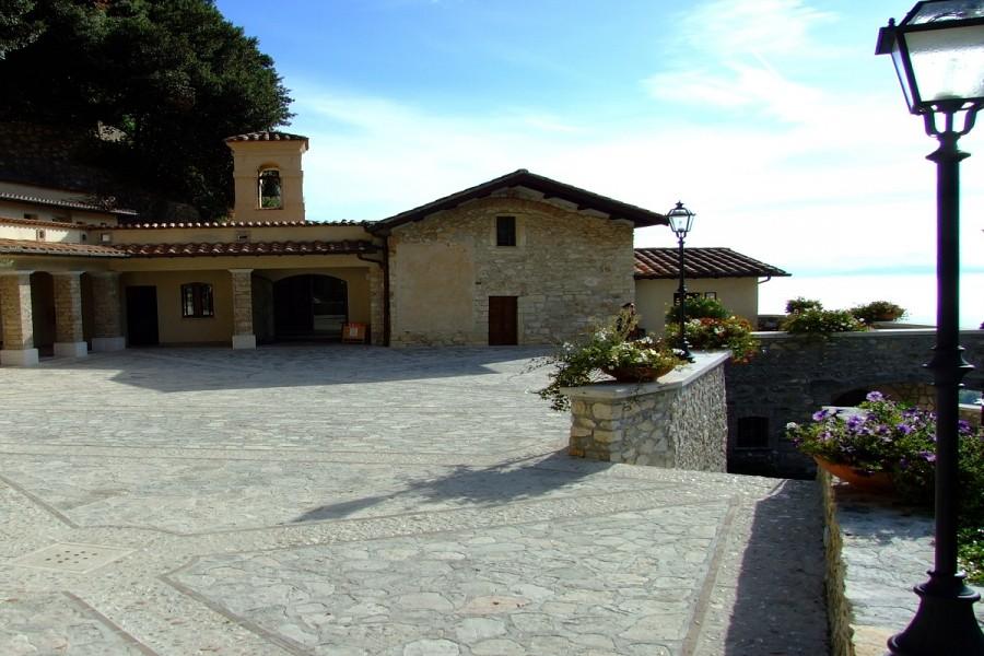 Santuario Francescano Del Presepio - Greccio