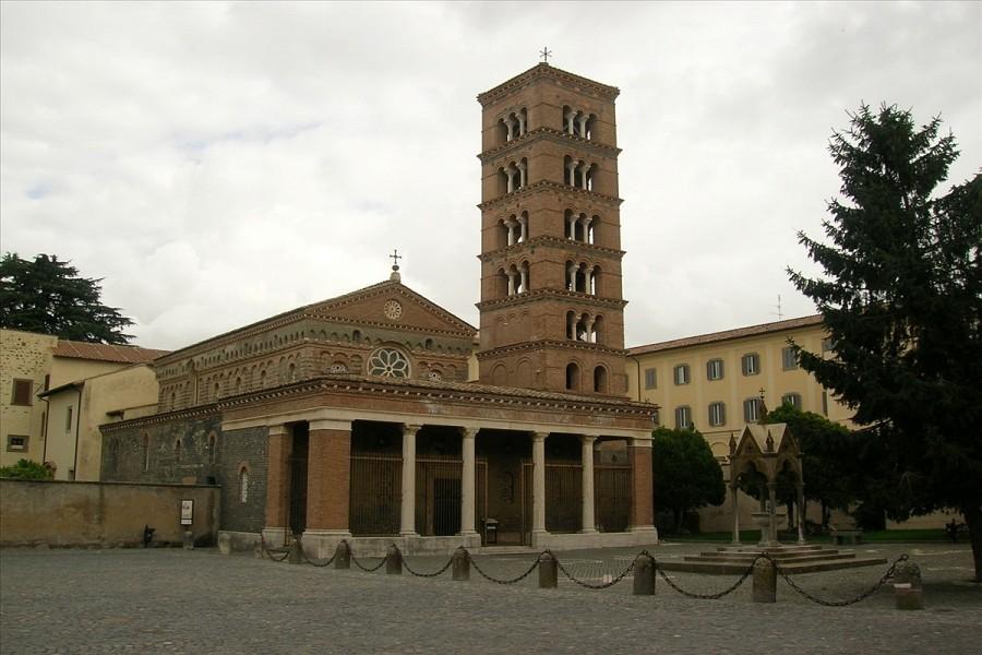 Santuario Santa Maria Di Grottaferrata