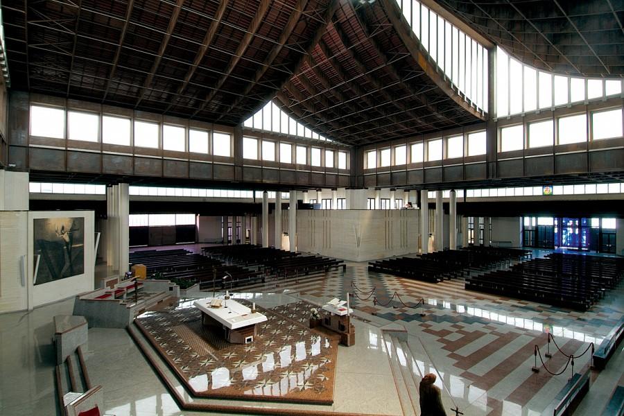 Santuario Basilica di San Gabriele dell\'Addolorata