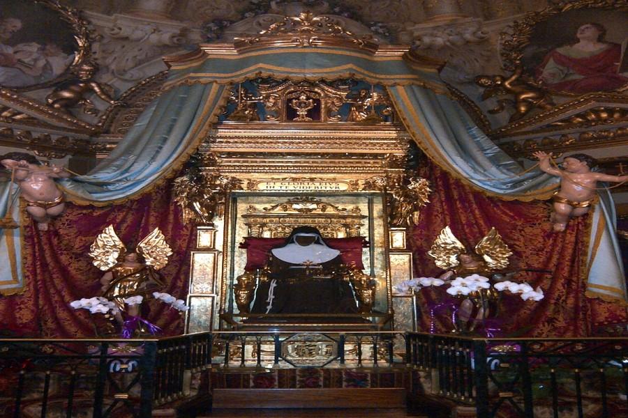 Santuario del Corpus Domini di Santa Caterina da Bologna