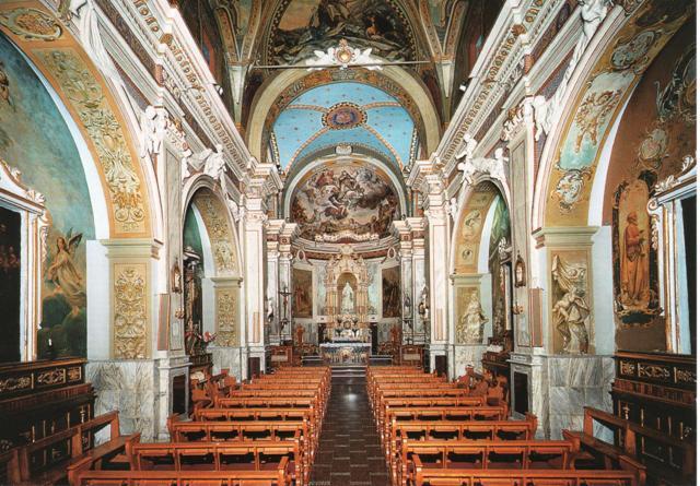 Santuario di san calogero al monte - Le finestre sul vaticano ...