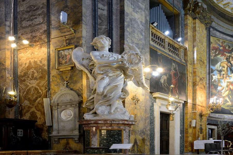 Cappella dell'Apparizione in Sant'Andrea delle Fratte