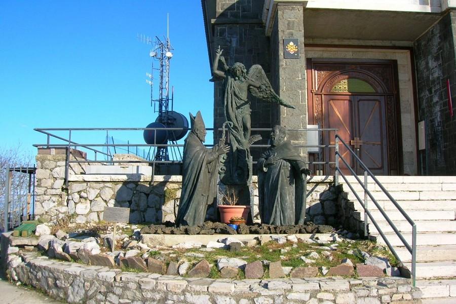 Santuario S.Michele Arcangelo al Monte Faito