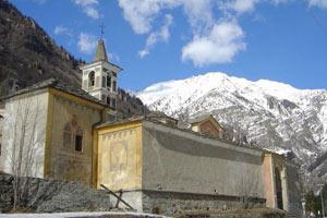 Santuari della regione Valle d'Aosta