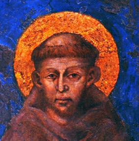 Ritratto di San Francesco d'Assisi