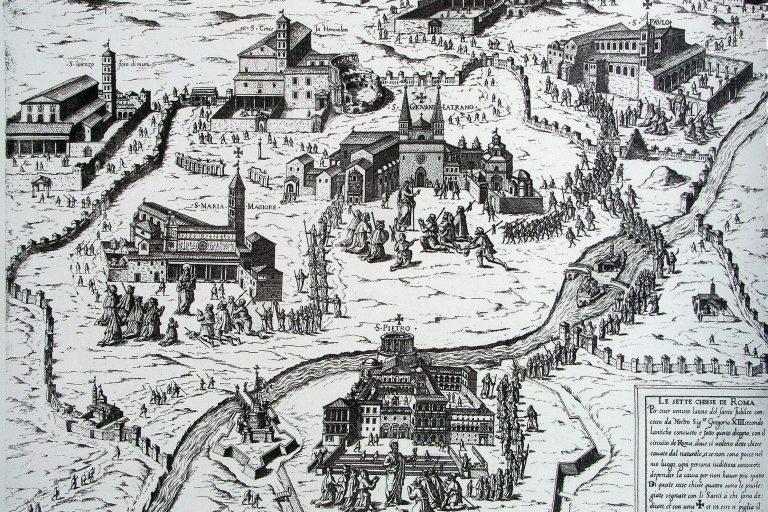 Le sette chiese di Roma
