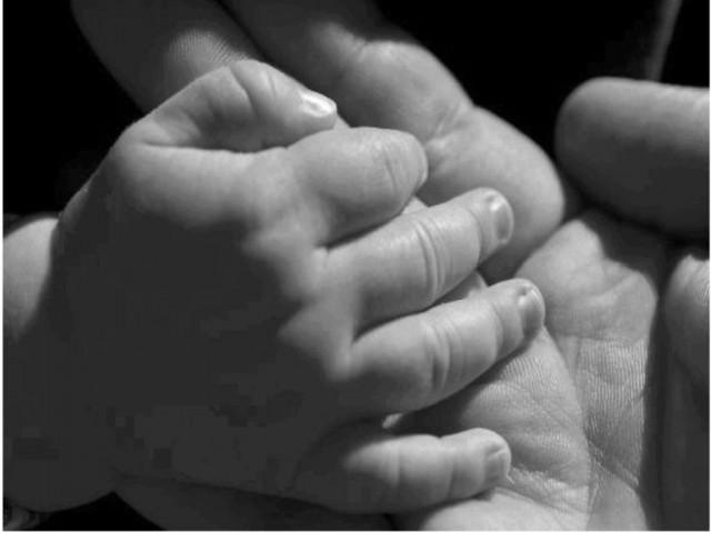 Preghiera delle 5 dita