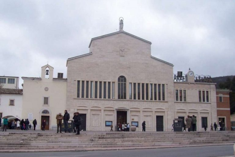 Santuario San Pio da Pietrelcina