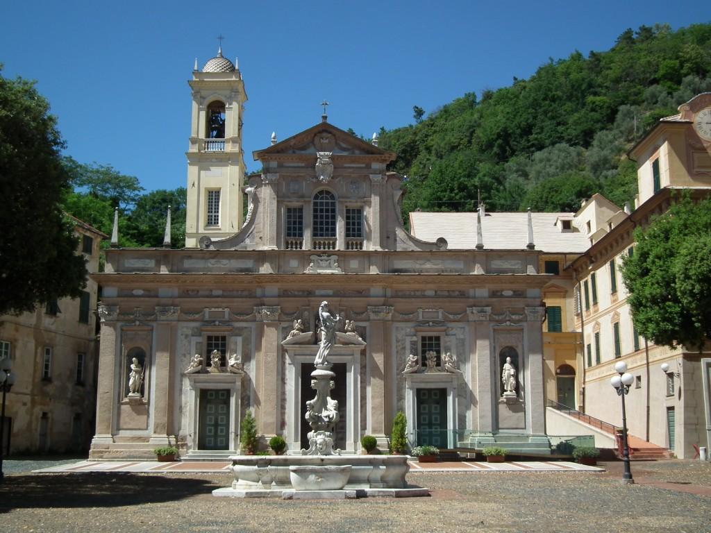 Santuario di Nostra Signora della Misericordia Savona