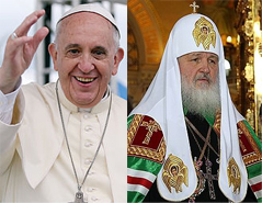 Papa Francesco_Kirill