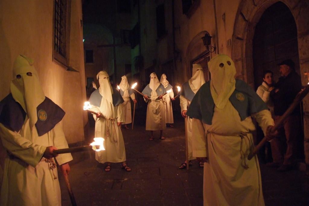 Processione Cristo Morto di Orte