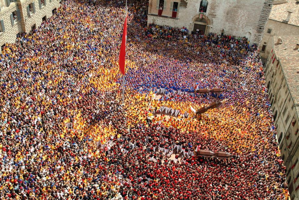 15 Maggio : Festa dei Ceri _Gubbio (PG)