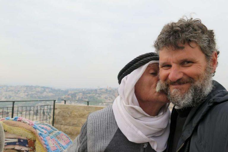 """Manda la tua preghiera a Gerusalemme"" - Franco Collodet"