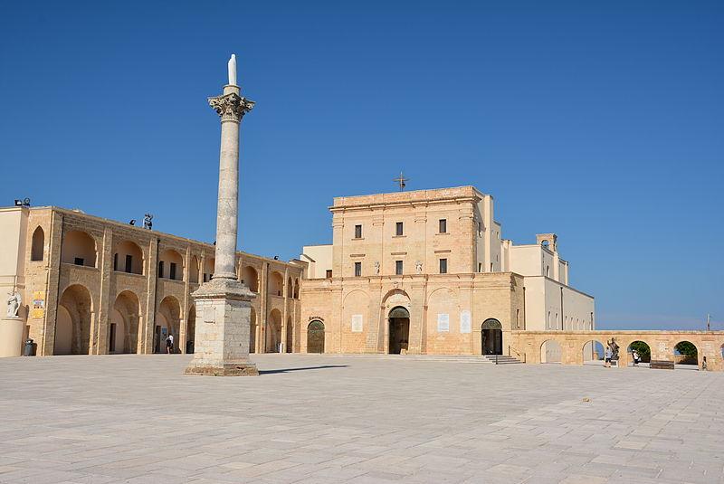 Basilica di Santa Maria de Finibus Terrae _ph. Mentnafunangann