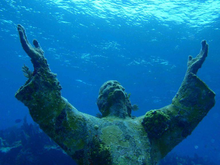 Cristo degli Abissi_Camogli (GE)