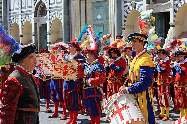 San Giovanni Battista a Firenze_Corte Storico