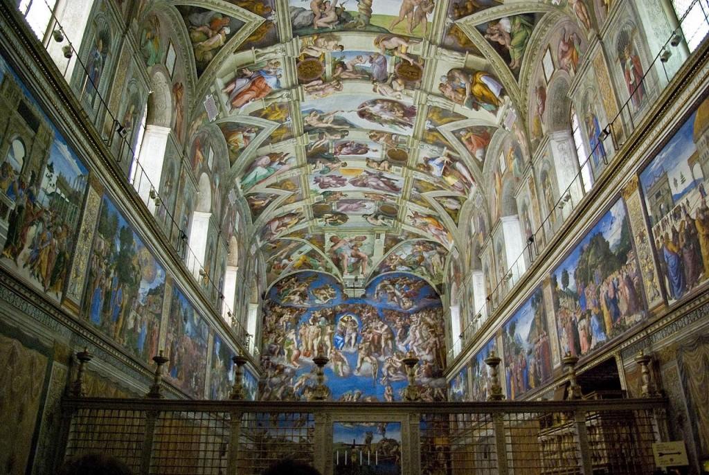cappella Sistina _musei vaticani