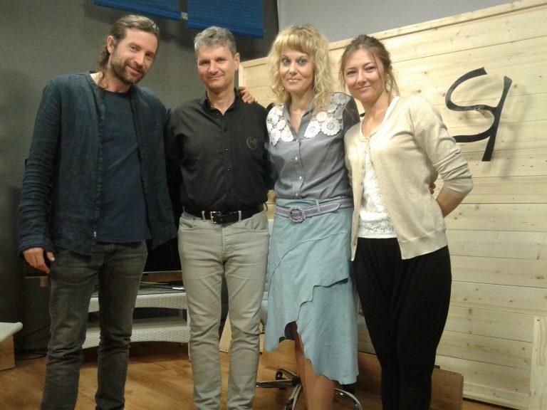 """Maria Vision ITALIA """"Laudato si' """", ospite Franco Collodet"""