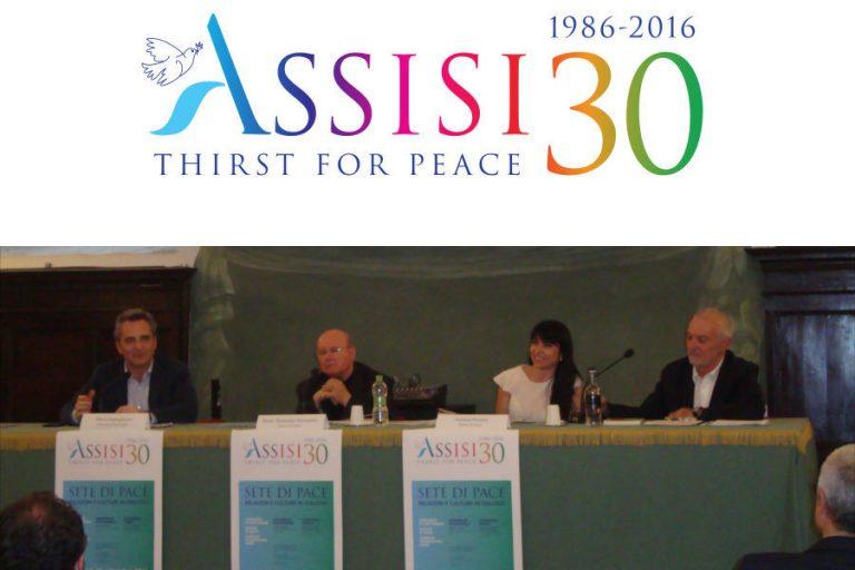 Assisi, Sete di Pace 2016