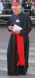 Cardinale Edoardo Menichelli