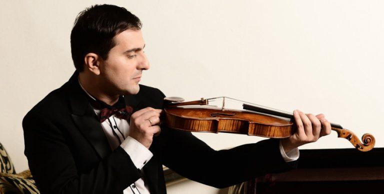 """M. Matteo Fedeli: """"Uno Stradivari per la Gente"""", Loreto 25 settembre 2016- ph. Andrea Benedetti"""