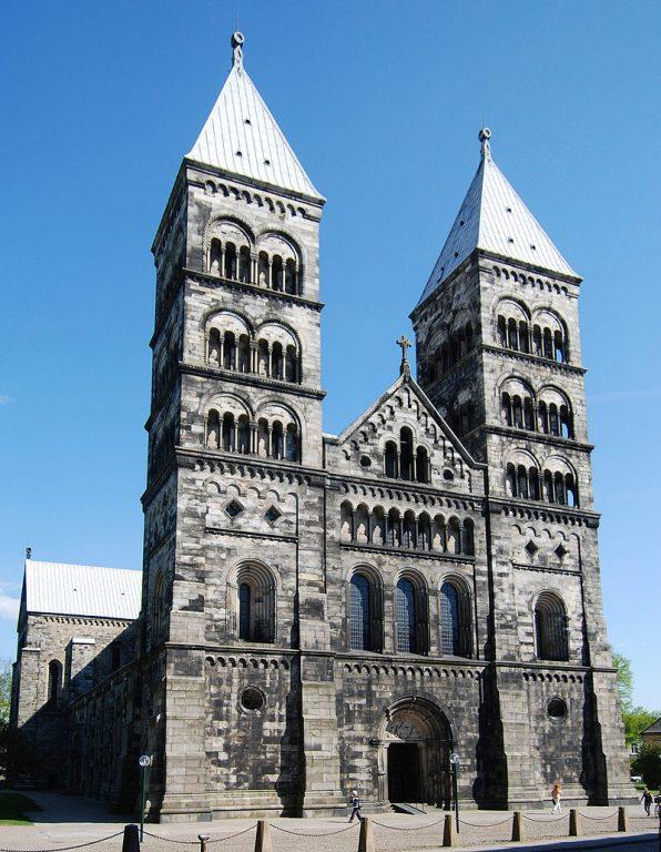 Cattedrale Luterana di Lund_ Svezia