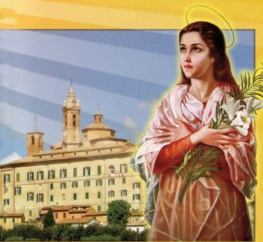 Santa Maria Goretti e Corinaldo