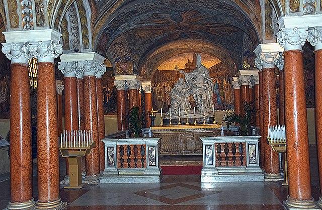 Sant'Emidio Cripta