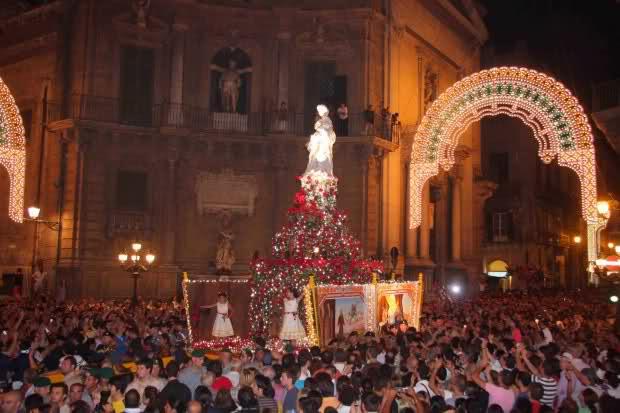 Santa Rosalia Festino