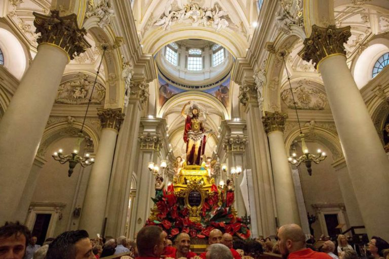 Martirio San Giovanni Battista