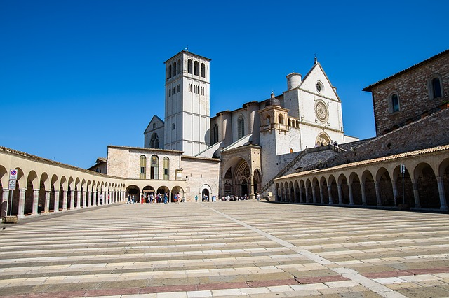 Assisi Santa Chiara e San Rufino