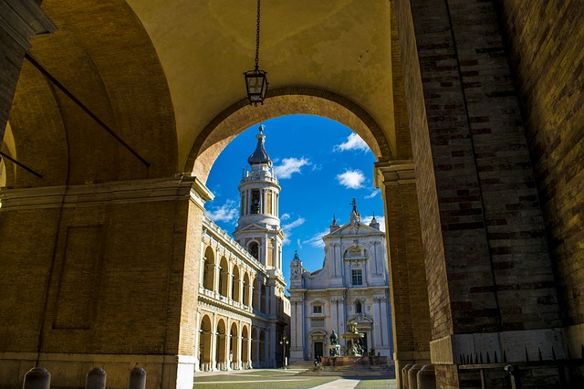 Natività della madonna a Loreto