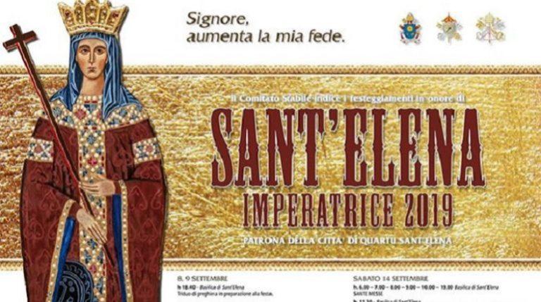 Festa Sant'Elena Imperatrice