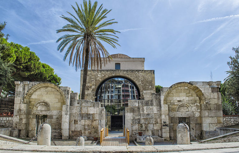 Basilica San Saturnino Cagliari
