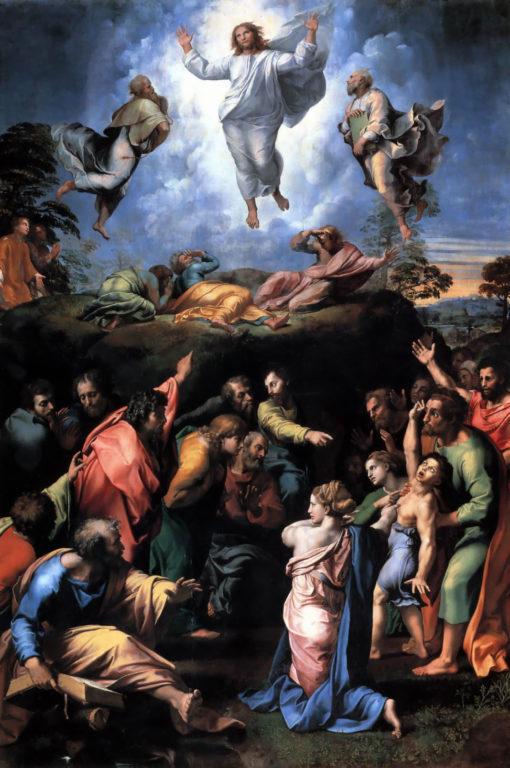 Raffaello La Trasfigurazione