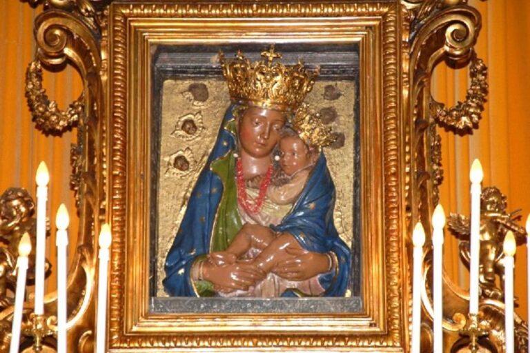 Madonna della Neve Torre Annunziata