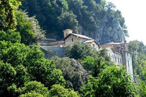 Santuari della regione Lazio