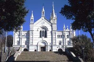 Santuari della regione Liguria