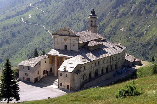 Santuari della regione Piemonte