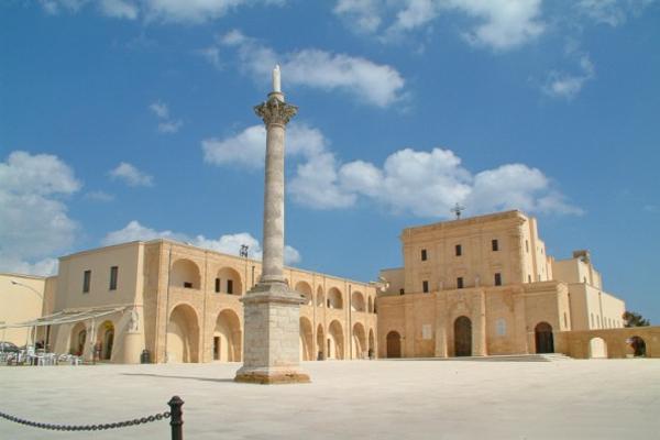 Santuari della regione Puglia